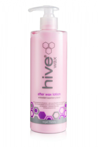 Hive After Wax Treatment Lotion Superberry 400 ml